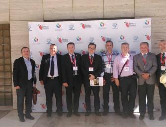 Los regantes valencianos en el congreso de Huelva