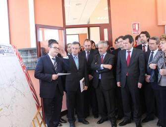 Concluyen obras de modernización del regadío en la Ribera para más de 800 Ha