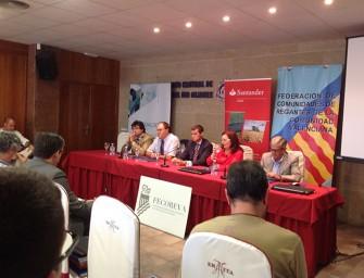 Jornada Técnica sobre el Regadío en la Comunitat Valenciana