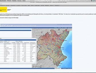 Sistema de Información del Agua de la CHJ