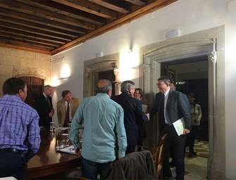 Reunión de Fecoreva con el President Ximo Puig