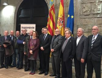 Fecoreva en la presentación del Anteproyecto de Ley de Estructuras Agrarias