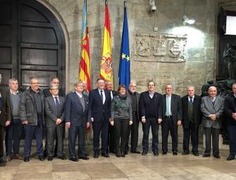 Fecoreva plantea al President de la Generalitat las reivindicaciones del regadío valenciano