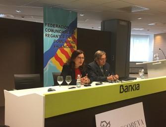 Gran éxito de la Jornada Técnica sobre el Regadío en la Comunidad Valenciana