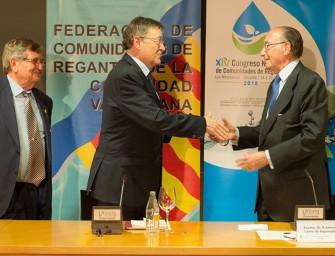 Jaime Lamo de Espinosa recibe la Medalla de Fecoreva