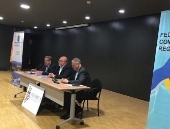 Rodríguez Mulero clausura la Junta General de Fecoreva