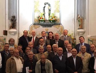 Fecoreva celebra la festividad de su patrón en San Vicente de Llíria