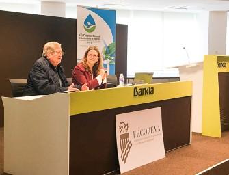 La consellera de Agricultura clausura la Jornada Técnica sobre Regadío