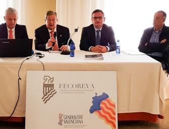 SALVADOR MARÍN, NUEVO PRESIDENTE DE LOS REGANTES DE LA COMUNITAT VALENCIANA