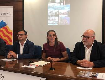 La consellera Mireia Mollà clausura la Junta Directiva de Carlet