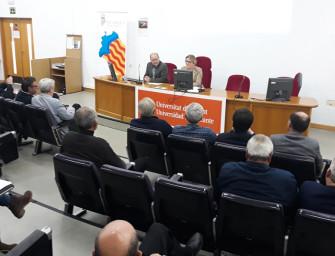 LA DIPUTACIÓN DE ALICANTE SUBVENCIONA LA JORNADA TÉCNICA AGUA Y AGRICULTURA