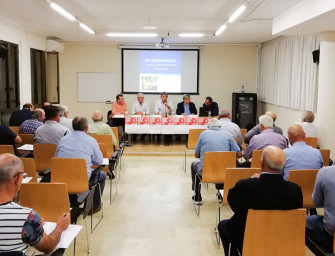 LA DIPUTACIÓN DE ALICANTE SUBVENCIONA LAS JORNADAS AGRÍCOLAS DE GUARDAR DEL SEGURA