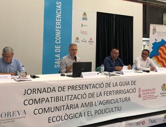 PRESENTACIÓN DE LA GUÍA DE FERTIRRIGACIÓN COMUNITARIA