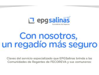 Fecoreva firma un convenio de colaboración con EPGSalinas